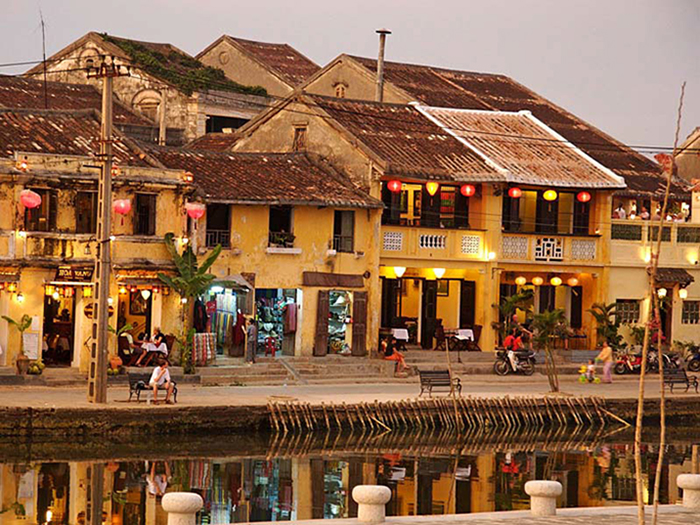 Vietnam Hoi An Sunset